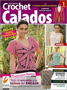 Tejdo Practico Crochet Calados №1 2013 - 轻描淡写 - 轻描淡写
