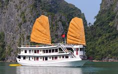 Ha Long Bay Private Tours – Honeymoon Private Cruises You would see Ha Long Bay, Bai Tu Long Bay, Lan Ha Bay by a private boat cruise featuring two, three, four, five even more luxurious wooden cabins furnished in classic Eastern style with private toilet and bathroom inside. A truly memorable experience awaits you on a cruise through delightful Halong Bay.... http://halongbayluxurytravel.com/halong_bay_private_cruises/index.htm
