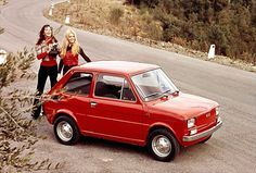 世界の名車<第115回>イタリアの可愛いミニ「フィアット126」 - 小川フミオのモーターカー - 朝日新聞デジタル&M
