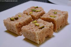 Mysorepak recipe or the Mesub recipe is one of the most favorite among Indian sweet recipes and a lot of people will not like the traditional hardest one   but they love the soft version, specially prefer the Krishna sweet ghee easy Mesub recipe. It only melts in mouth as well as tastes so wonderful! This is very simple way to create mesub at home. Everybody can create this without any hustle.