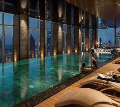 "gentlemanstylestream: ""Four Seasons Hotel Shanghai, China #gentlemanstylestream —– All credit to original photographer  """