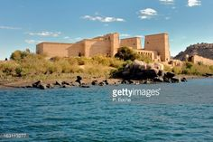 Philae Temple, the cult of Isis, south Aswan