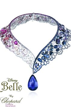 The Belle Necklace by Chopard
