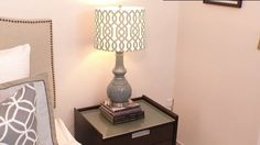 Join makeover maestro Martin Amado as he reveals a tip for decorating with your books and magazines.