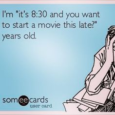 This is totally me #alreadyagrandma #oldperson