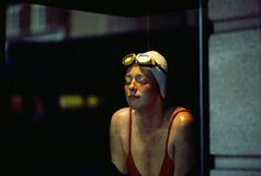 Ernst Haas was an Austrian artist and influential photographer noted for his innovations in colour photography, and experiments in abstract light and form.