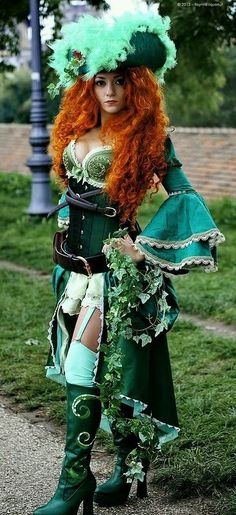 Steampunk Tendencies - Cosplay
