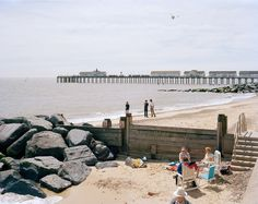 Southwold Pier #A, Suffolk, 2012  Photographed by my cousin Simon Roberts...