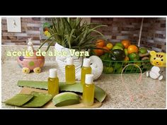 Como hacer aceite de aloe vera o sábila 💗😌 - YouTube Beauty Care Routine, Beauty Hacks, Gel Aloe, Design Blog, Natural Face, Body Lotions, Canapes, Home Made Soap, Healthy Relationships
