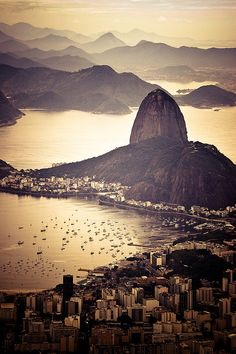 Pão de Açúcar by theGentleman™, via Flickr
