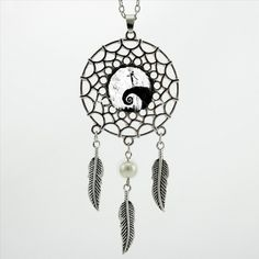 Jack Dream Catcher Necklace - 50% OFF   FREE SHIPPING