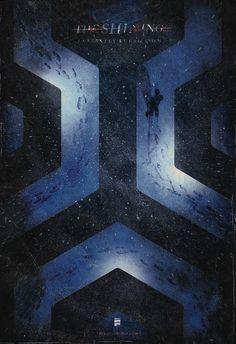 Minimalist Movie Poster: The Shining