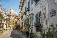 Rue Des Iris, Paris 13e