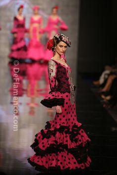 Fotografías Moda Flamenca - Simof 2014 - Sonia & Isabelle 'Fuerza y valor' - BR Complementos 'Brave' - Simof 2014 - Foto 08