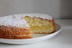 Sverigekaka (vaniljdränkt sockerkaka)