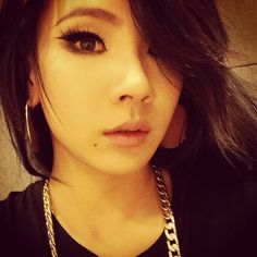 I seriously think CL is the most gorgeous female rapper in Kpop! She is just down right beautiful