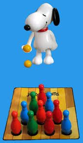 bowling snoopy toy - Google Search