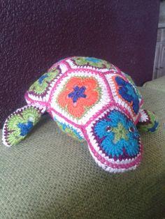 Otto de schildpad. http://ings-dingen.blogspot.nl/