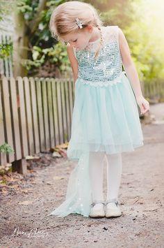 """""""Elsa"""" Dress - Thumbnail 4"""