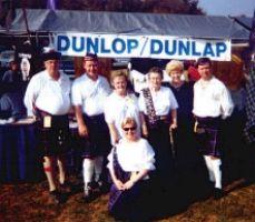 The Dunlop Tartan