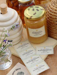 Regionaler Honig vom Imker aus dem Dorf schmeckt einfach am besten (Foto: WG/S.Grüters)