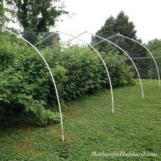 Badger Farm Bird Netting For Fruit Trees Blueberry