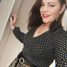 Corina Gaffey (@corinagaffey) • Instagram photos and videos My Beauty, Polka Dot Top, Photo And Video, Videos, Photos, Instagram, Tops, Women, Fashion