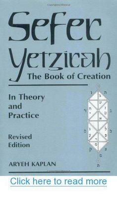 Sefer Yetzirah: The Book of Creation #Sefer #Yetzirah: #Book #Creation