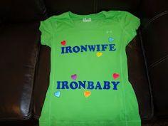 Ironman race day supporter shirts great idea http ironmanstore com