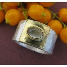 Monsoon 14k Gold Ring