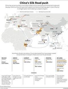 Hungary and China signed an accord on new Silk Road trade network [6.8.2015] via BusinessiNsider