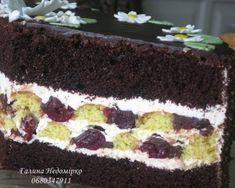 Вишня в шоколаді   DreamFood Dessert Bread, Dessert Recipes, Russian Desserts, How Sweet Eats, Homemade Cakes, Recipies, Food And Drink, Cooking Recipes, Sweets