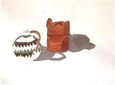 Varjoasetelma - tammelankoulu