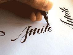 Smile! by Matt Vergotis at Dribbble