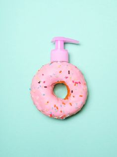art direction | donut soap - still life photography by Juliette Mainx