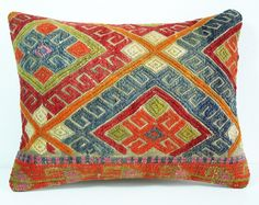 Hand embroidered Turkish pillow cover @sukan