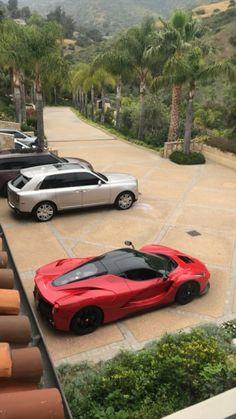 Luxury Sports Cars, Best Luxury Cars, Super Sport Cars, Super Cars, Rich Cars, New Ferrari, Car Goals, Billionaire Lifestyle, Fast Cars