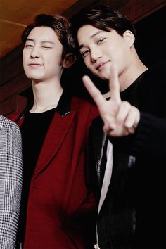 Chanyeol and Kai
