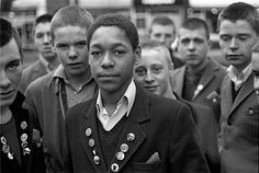 skinheads, london, 1980 (ph: Derek Ridgers)