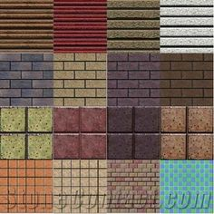 Outdoor Ceramic Tile from China - StoneContact.com