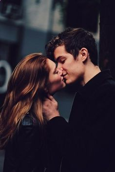 / A R Y A // elegant romance, cute couple, relationship goals, prom, kiss, love, tumblr, grunge, hipster, aesthetic, boyfriend, girlfriend, teen couple, young love, hug image