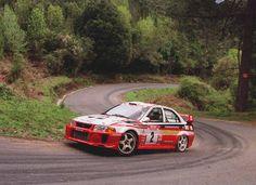 Lendas do WRC: Lancer Evolution V, o herói da Mitsubishi em 1998 - FlatOut!