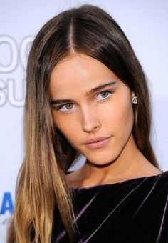 Isabel Lucas, her hair i want