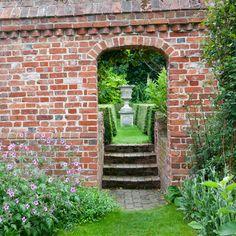 Garten Terrasse Wohnideen Möbel Dekoration Decoration Living Idea Interiors home garden - Gartenmauer