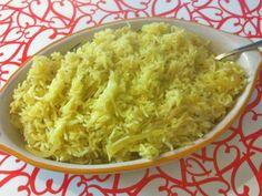 Riso basmati al curry - Ricetta Il Cuore in Pentola