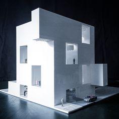 UC Innovation Center by Pritzker Price Winner Alejandro Aravena recreated in Lego by Arndt Schlaudraff