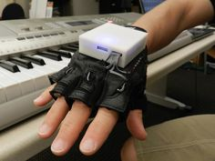 Georgia Tech researchers have created a wireless, musical glove that may improve sensation and motor skills for people with paralyzing spinal cord injury (SCI).