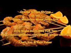 Orange Ginger Shrimp