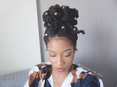 """2,664 Likes, 33 Comments - Dr. Andrea Alexander (@paging.dr.dre) on Instagram: """"You asked for it! How I style my hair throughout the week in twists now on the blog! I truly…"""""""