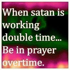 Acts Bible, Satan, Acting, Prayers, Prayer, Beans, Devil, Demons